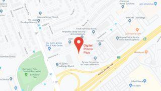 Map to Digital Promo Plus in Ottawa